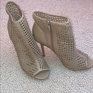Sam Edelman opened toed shoes